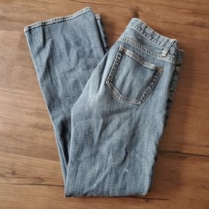 J. Crew Bootcut Stretch Mid Rise Jeans
